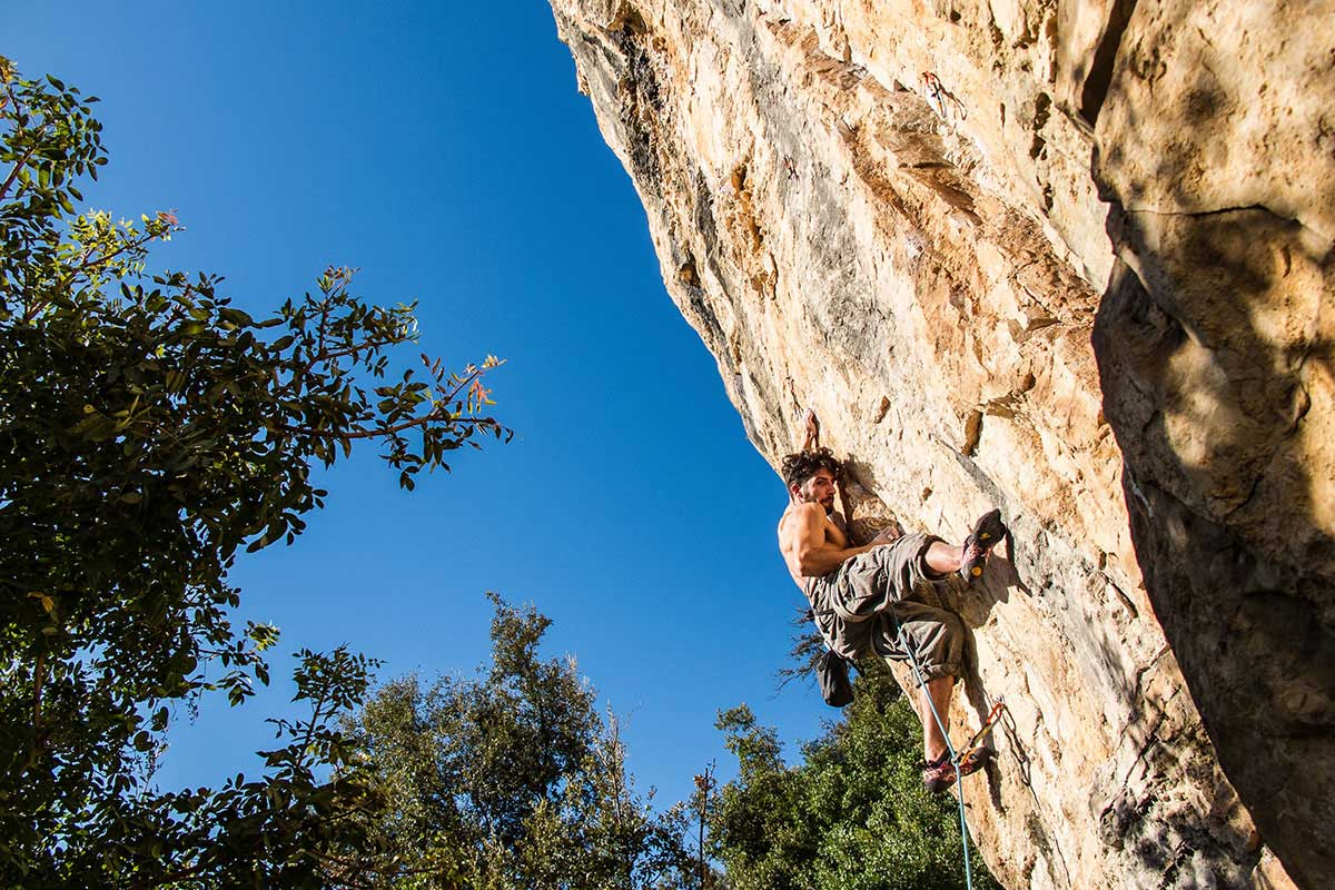 All about climbing